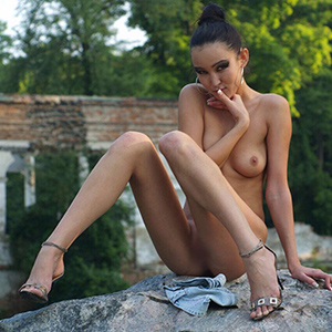Extremely Thin Asian Call Girl Aja With Black Hair Intimate Role Playing Escort Berlin