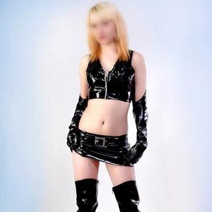 Alicia 2 mageres Escort Model mit kleinen Titten