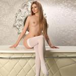 Amber Private Escort Hure in Berlin mit langen blonden Haaren sucht Leidenschaftliches Sex Date