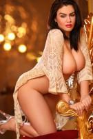 Escort Andrea in Berlin treffen für Sex & Erotik