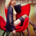 Sex im Candle Light Dinner mit Escort Lady Anja 2 in Berlin