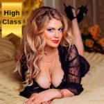 Nympho Danika Nice loves intimate meetings with kisses Service at Agency Berlin Escort