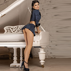 Dominika Make A Slim Accompaniment For Sexual Dating Through The Berlin Escort Agency