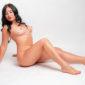 Beginner model Elisa Nice to the hotel with lesbian games escort service via Berlin's model agency