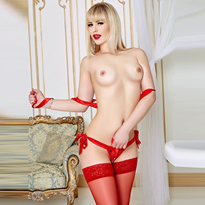 Supermodel And Hot-Blooded Escort Lady April Stern In Berlin