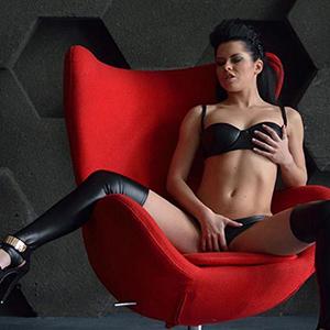 Berlin Huren reif sexy Jill Top Domina Service im Hotel