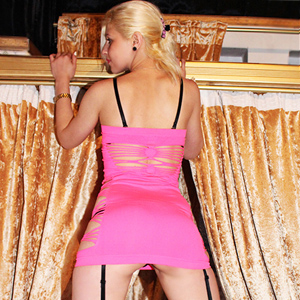 Single Sex Date mit Traum Girl Jolanda im Hotel