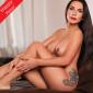 Justina Elegante VIP Escort Ladie mit umfangreichem Sex Escort Dienst in Berlin