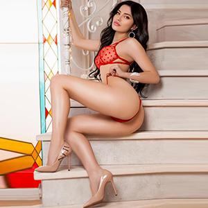 Escort Falkensee Lika de Lux Top Hostesse schlank mag Bi Sex mit Paaren