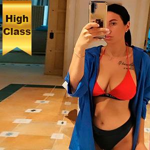 First Class Model Louna diskret bestellen für Sex im Freien Service bei Agentur Berlin Escort
