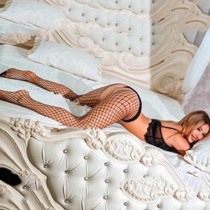 Lukrezija schlankes Callgirl zum Sextreffpunkt über Escort Berlin bestellen