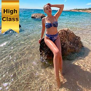 High Class Model Margaret über die Erotik Anzeigen für Küssen Service über Escort Berlin
