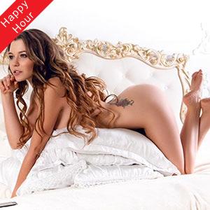 Patrizija Sensual Escort Model In Berlin Loves Sex With Suspenders In The Riding Position