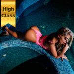 High Class Ladie Ravena im Erotikportal für Küssen Service über die Berliner Model Agentur
