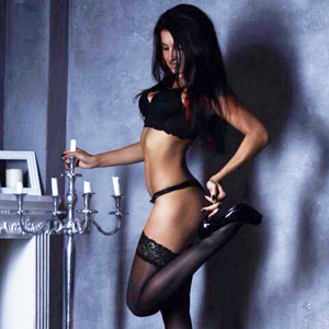 Escort Solvita Thin Suspenders Private Model Berlin Top Sex Service